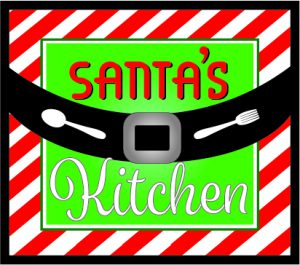 Santa's Kitchen logo