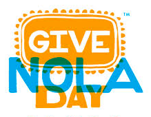 Give NOLA Day logo