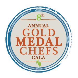 Gold Medal Chefs Gala logo