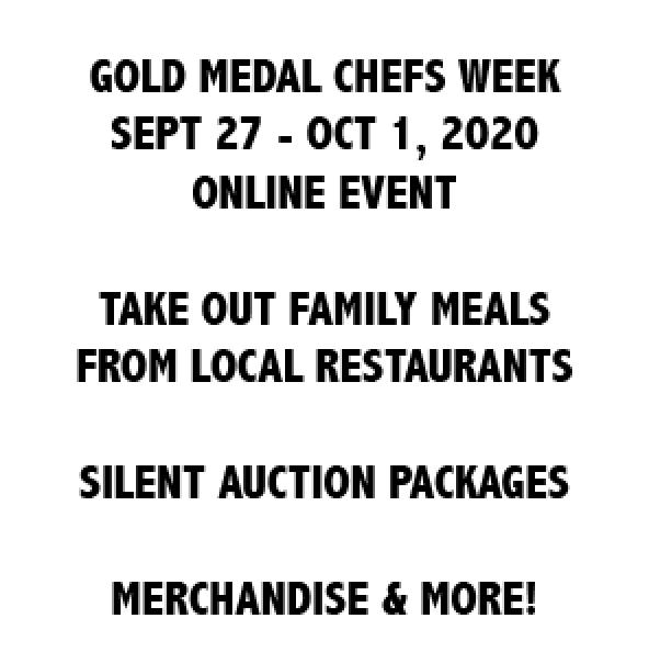 Gold Medal Chefs Week