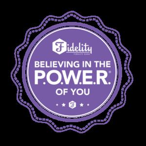 Fidelity Bank Power logo